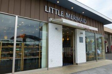 The Little Mermaid bakery