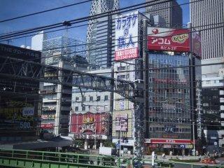 新宿の眺め