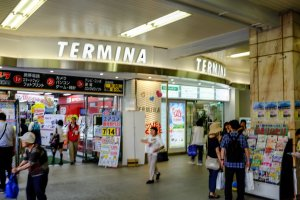 Termina retail outlet