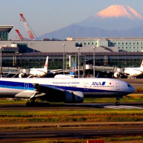 Bay thẳng từ Perth sang Tokyo