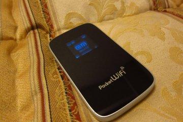 Карманный Wi-Fi в отеле