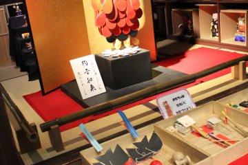 供游客玩的日本传统玩具