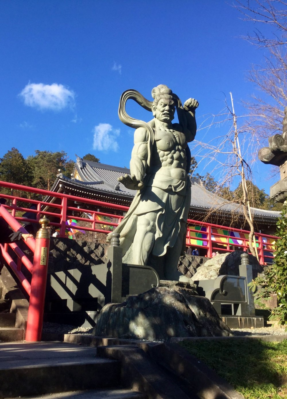 Shoden-in Temple - Saitama - Japan Travel