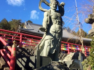 The mythical founder of Korea King Dangun or one of the fierce deities of Buddhism?