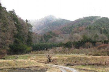Окрестности Шиодзири