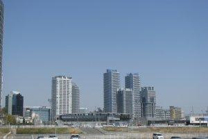Простор Йокогамы