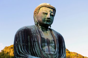 Meeting the Kamakura Daibutsu