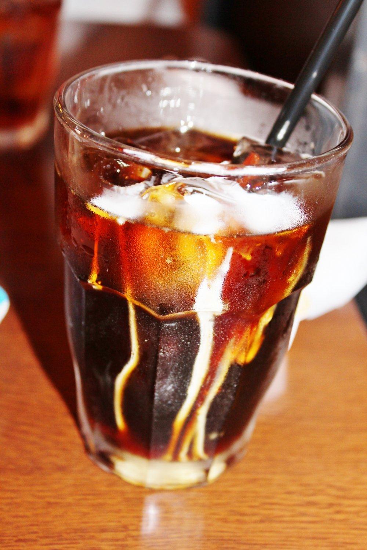 قهوة بالكريم