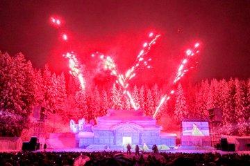 Tokamachi Snow Festival