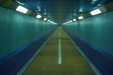关门海底隧道