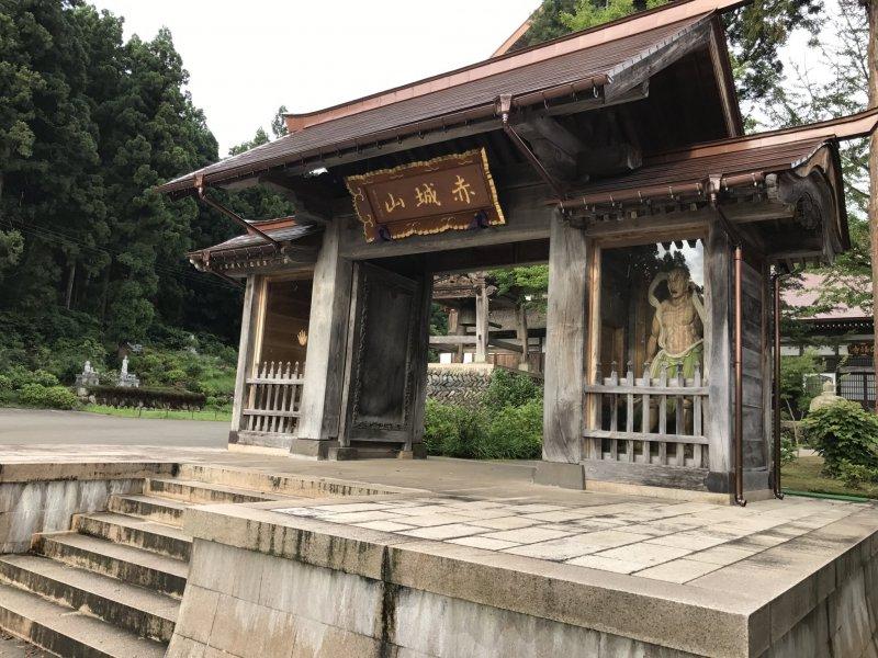 西福寺的夏日时光