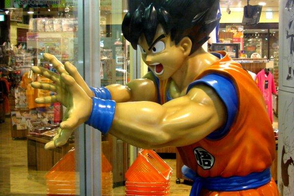 Специализированный магазин манги и анимэ