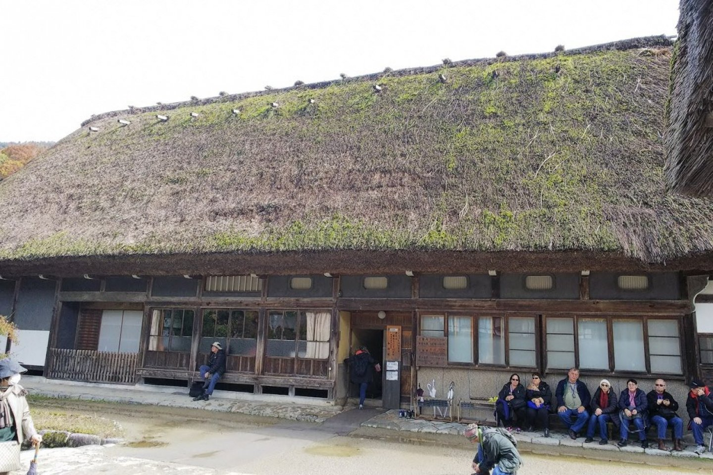 Wada House in Ogimachi