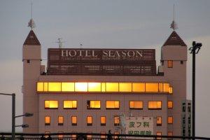 Мой отель