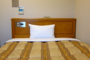 Single Room at Hotel Grantia Akita Spa Resort