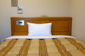 Single Room at Hotel Grantia Akita Spa Resort