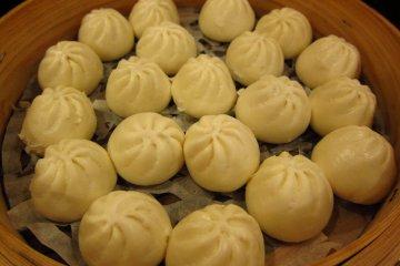 Dumplings for breakfast?