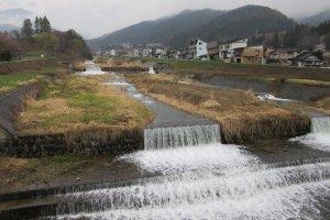 Река в Юданаке