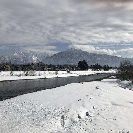 Mùa đông ở Xứ sở Tuyết