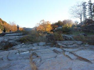 Iwadatami: the rock tatami