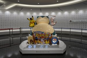 Selamat datang di Pokemon Cafe & Pokemon Center DX Tokyo!