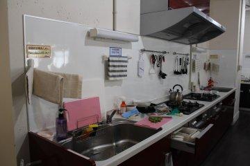 一楼的大厨房