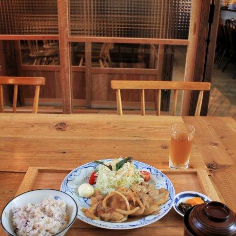 ร้านอาหารนางาซากะ ที่มัตสึยามะ