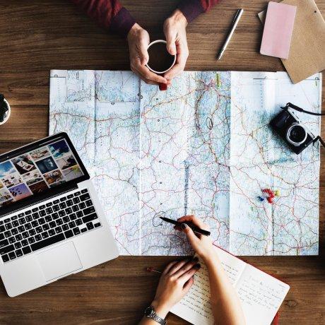 ブログが次の旅行プランの鍵を握る?