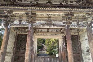 The 1452 Niemon Gate