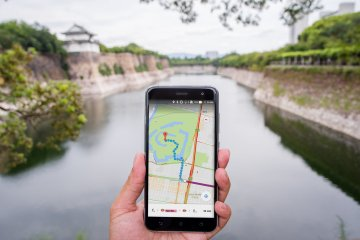 Navigate in comfort with your favourite maps app