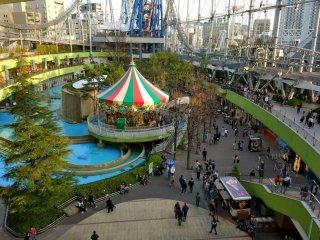 Tokyo Dome City là khu phức hợp giải trí đỉnh cao dành cho tất cả mọi người