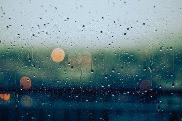 Rainy Day in Ota City