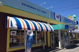 Blue Seal is proudly Okinawan in origin and taste