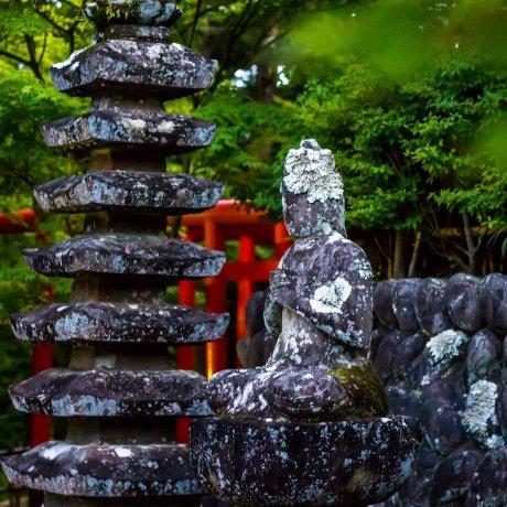 Hattasan Sonei Temple in Shizuoka