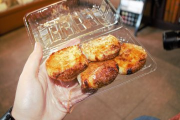 하라시마야소혼케의 호빵