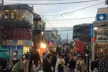 CatStreet in Shibuya