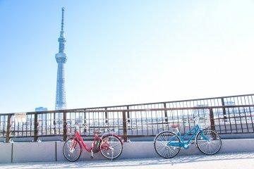 Ciclismo en Tokio