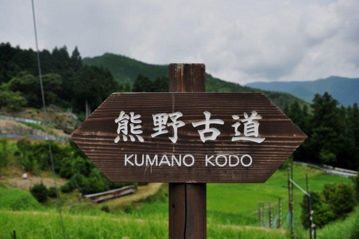 Kumano Kodo: Hosshinmon-Fushiogami
