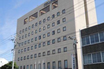 โรงแรมแกรนด์ ยะซึตชิโระ