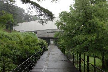 The Sendai Literature Museum