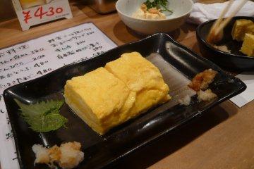 달달한 일본식 계란말이~