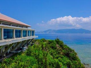 Beautiful views of the East China Sea