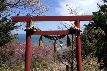 Top view from Otonashi