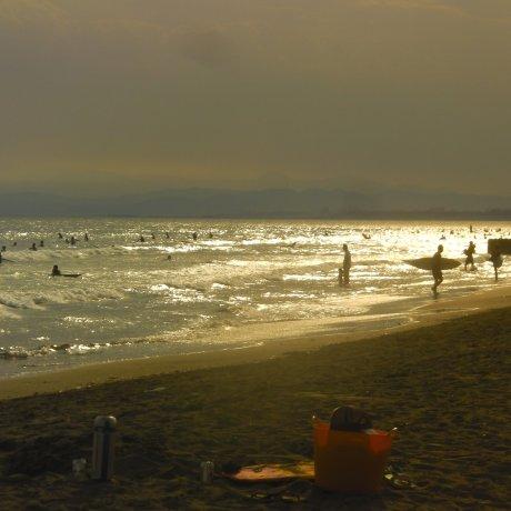 Enoshima/Kugenuma Beach