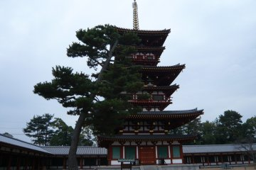 West Pagoda, built in 1980