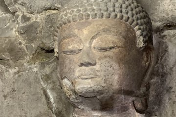 The Motomachi Buddha of Oita