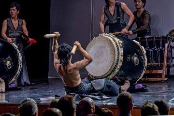 Drum Tao in action