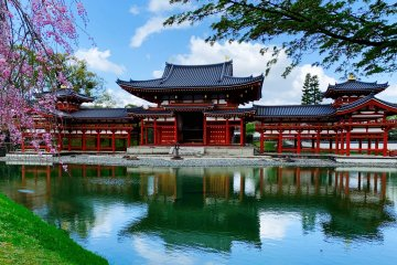 The Past and Present of Byodoin