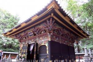 Zuihoden is the mausoleum of Date Masamune