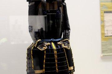 Доспехи Датэ Масамунэ в Музее города Сендай
